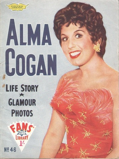 Alma Cogan fan mag