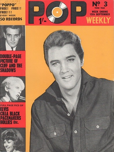 Elvis Presley fan mag slider