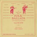 Paul Clayton Folk Ballads of the English Speaking World