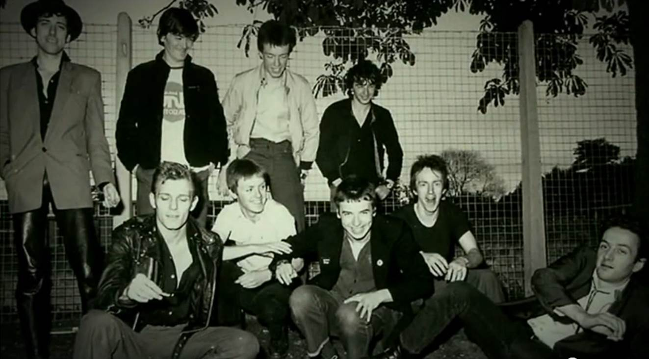 The Clash and Undertones