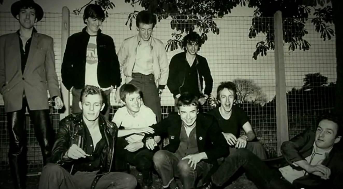 The Clash and Undertones
