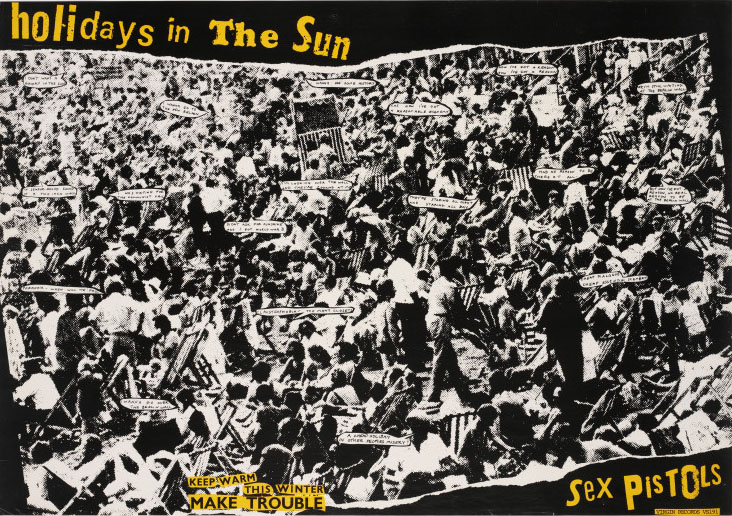 Holiday in the Sun poster
