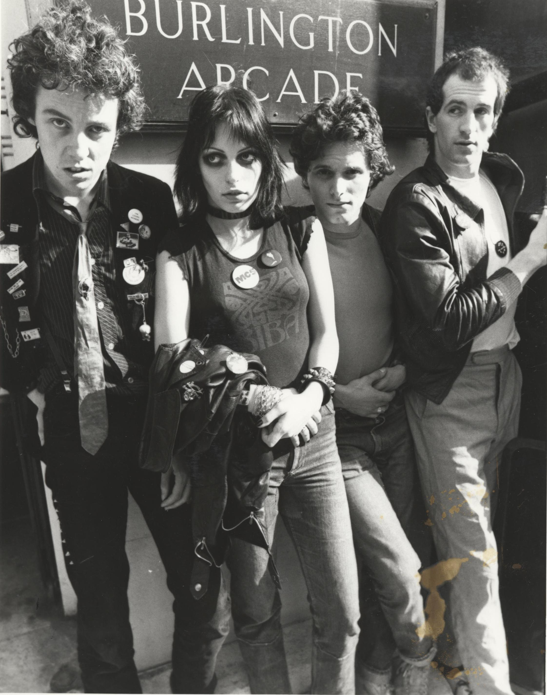 The Adverts photo