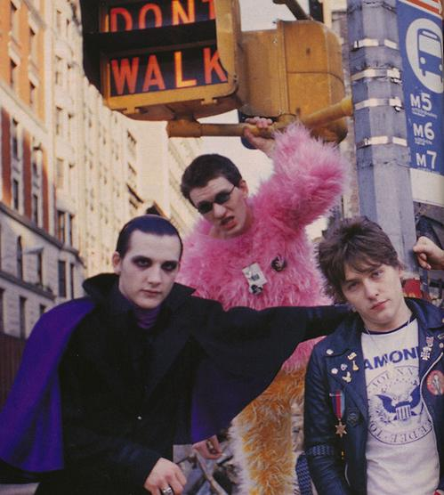 The Damned in NY