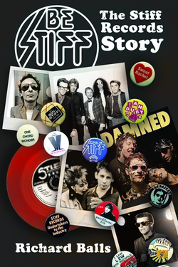 Stiff Records Story front cover