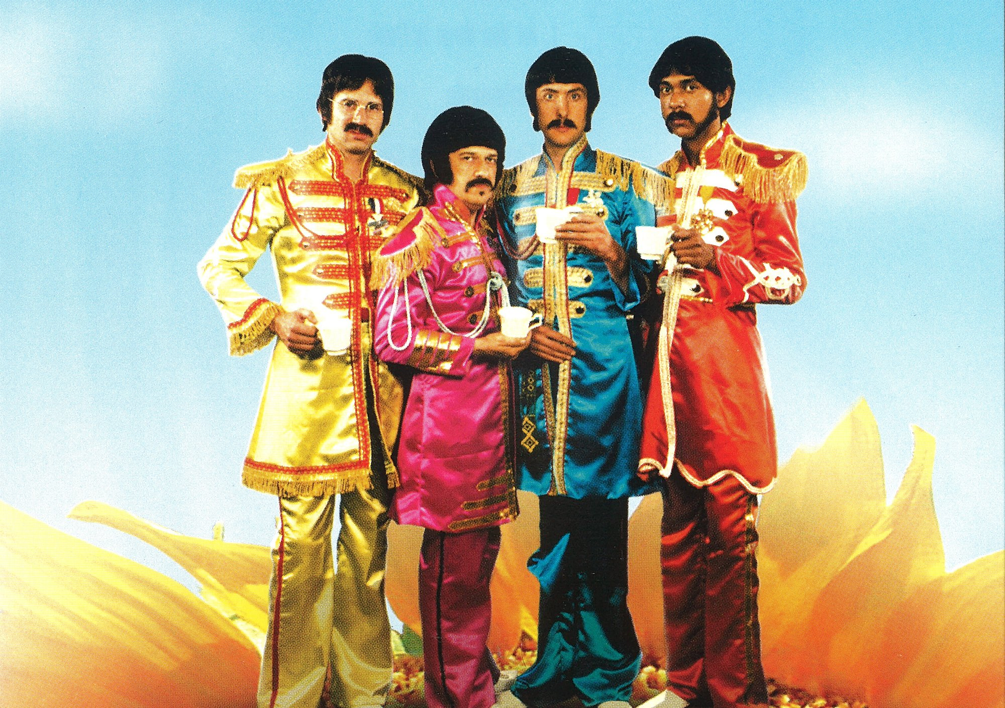 The Rutles photo