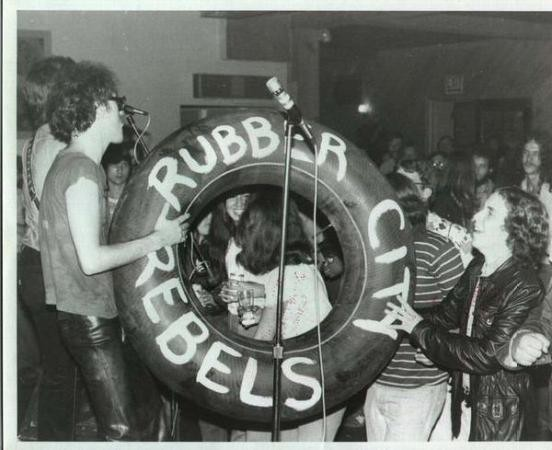 Rubber City Rebels Toppermost