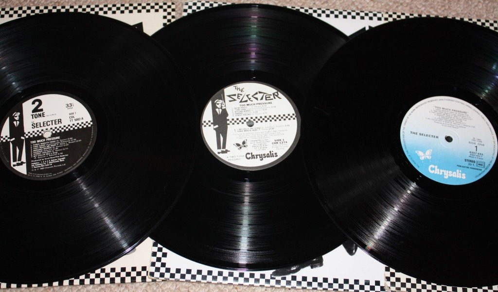 The Selecter three discs
