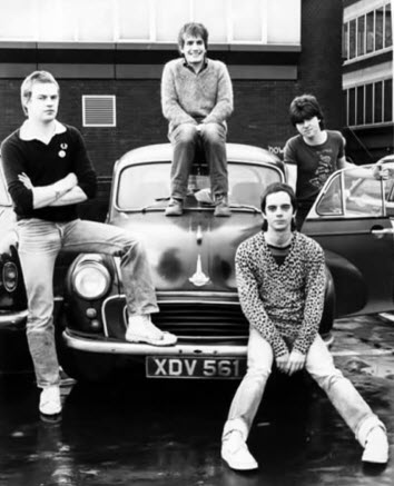 The Vapors car photo