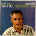 Charlie Rich That's Rich