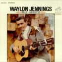 Waylon Jennings Folk-Country