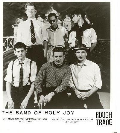 The Band of Holy Joy photo