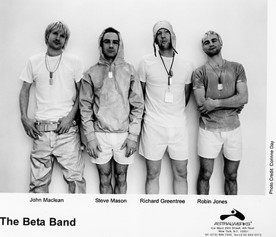 The Beta Band photo