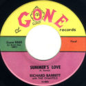 Richard Barrett Summer's Love