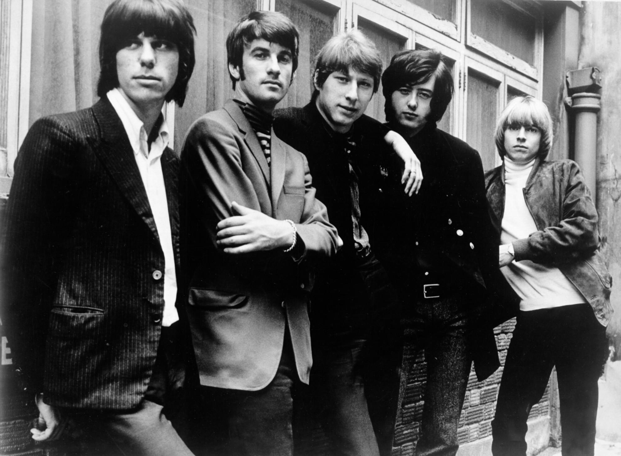 The Yardbirds photo 2