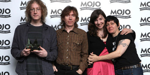 My Bloody Valentine mojo photo