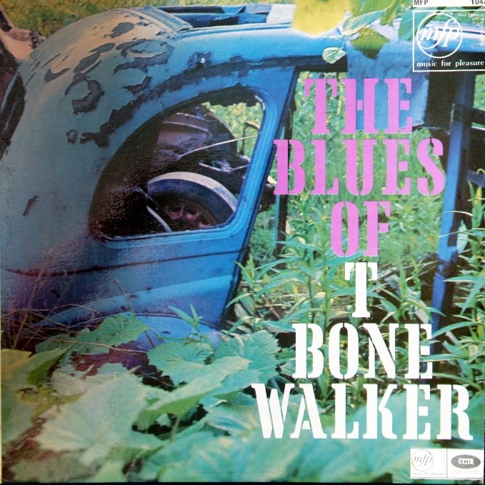 The Blues of T-Bone Walker LP