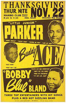 Junior Parker poster