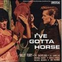 Billy Fury I've Gotta Horse EP