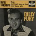 Billy Fury Maybe Tomorrow EP