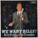 Billy Fury We Want Billy