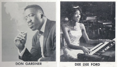 Don Gardner & Dee Dee Ford photo 2