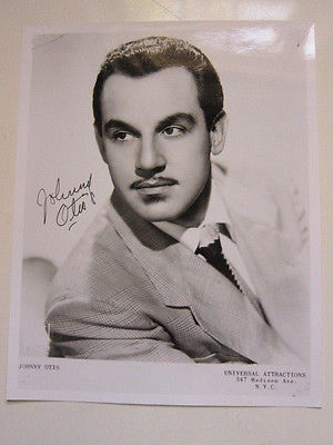 Johnny Otis photo