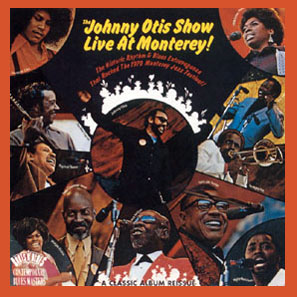 Johnny Otis Shoe Live At Monterey