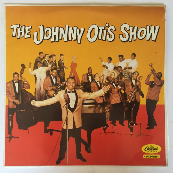 The Johnny Otis Show LP