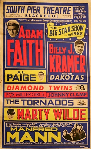 Adam Faith poster 2