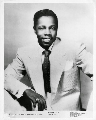 Johnny Ace photo