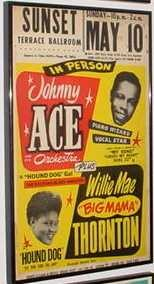Johnny Ace poster