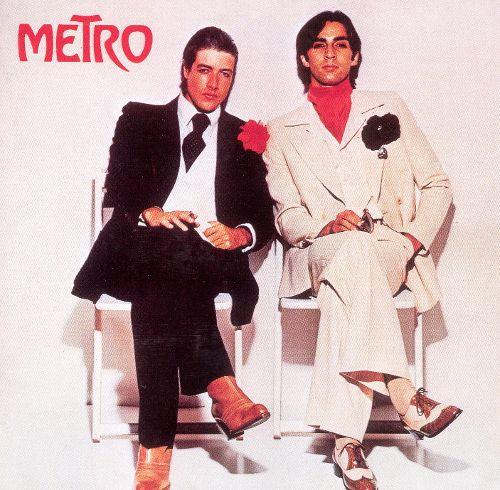 Metro album cover