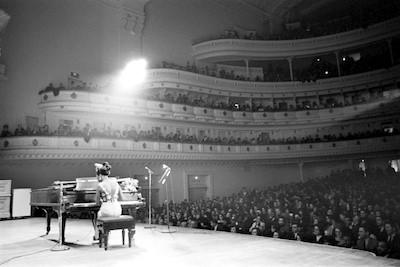 Nina Simone Carnegie Hall