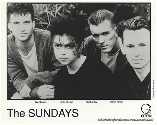 The Sundays photo