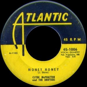 The Drifters Money Honey