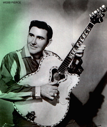 Webb Pierce photo
