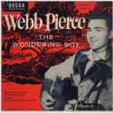 Webb Pierce The Wondering Boy