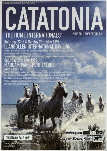 Catatonia poster