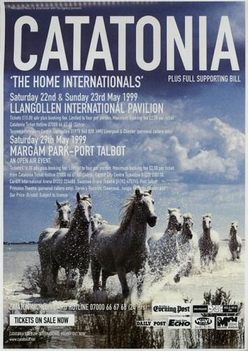 Catatonia poster