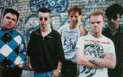 Damian O'Neill That Petrol Emotion group photo