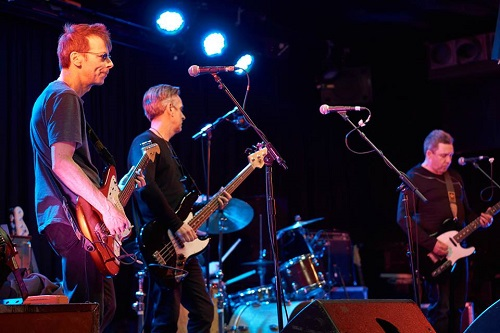 Damian O'Neill The Everlasting Yeah band photo