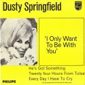 Dusty Springfield I Only Want To Be With You EP