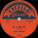 Slim Harpo I'm A King Bee