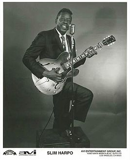 Slim Harpo photo 2