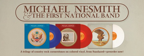 Michael Nesmith trilogy
