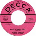 Johnny Carroll Rock N' Roll Ruby