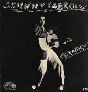 Johnny Carroll Texabilly