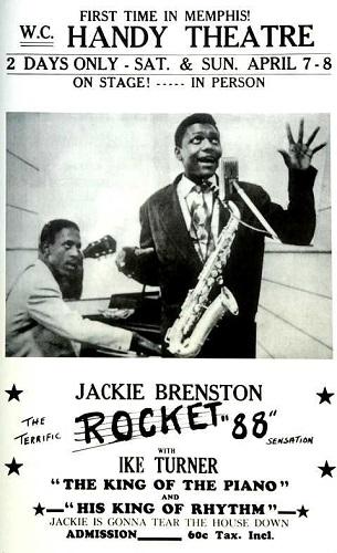 Ike Turner poster 1