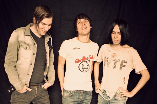 The Cribs photo